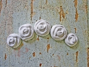 Baby Roses (set of 5)