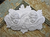 Cherub Architectural Applique