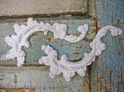 Shabby Scrolls (set of 2)