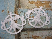 Architectural Furniture Appliques (set of 2)
