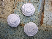 Shabby Roses (set of 3)