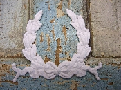 Shabby Bow Wreath
