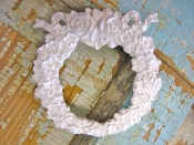 Shabby Wreath with Roses