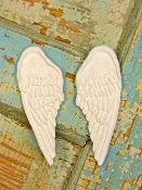 Shabby Angel Wings