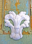 Vintage Architectural Applique