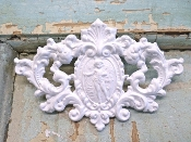 Shabby Architectural Crest