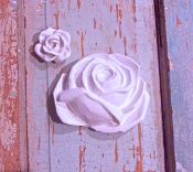 Huge Rose Applique