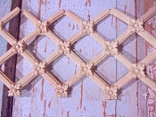 Lattice Flexible Moulding
