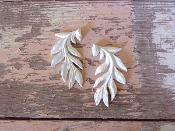 Architectural Leaves (set of 2)