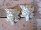 Shabby Roses (set of 2)